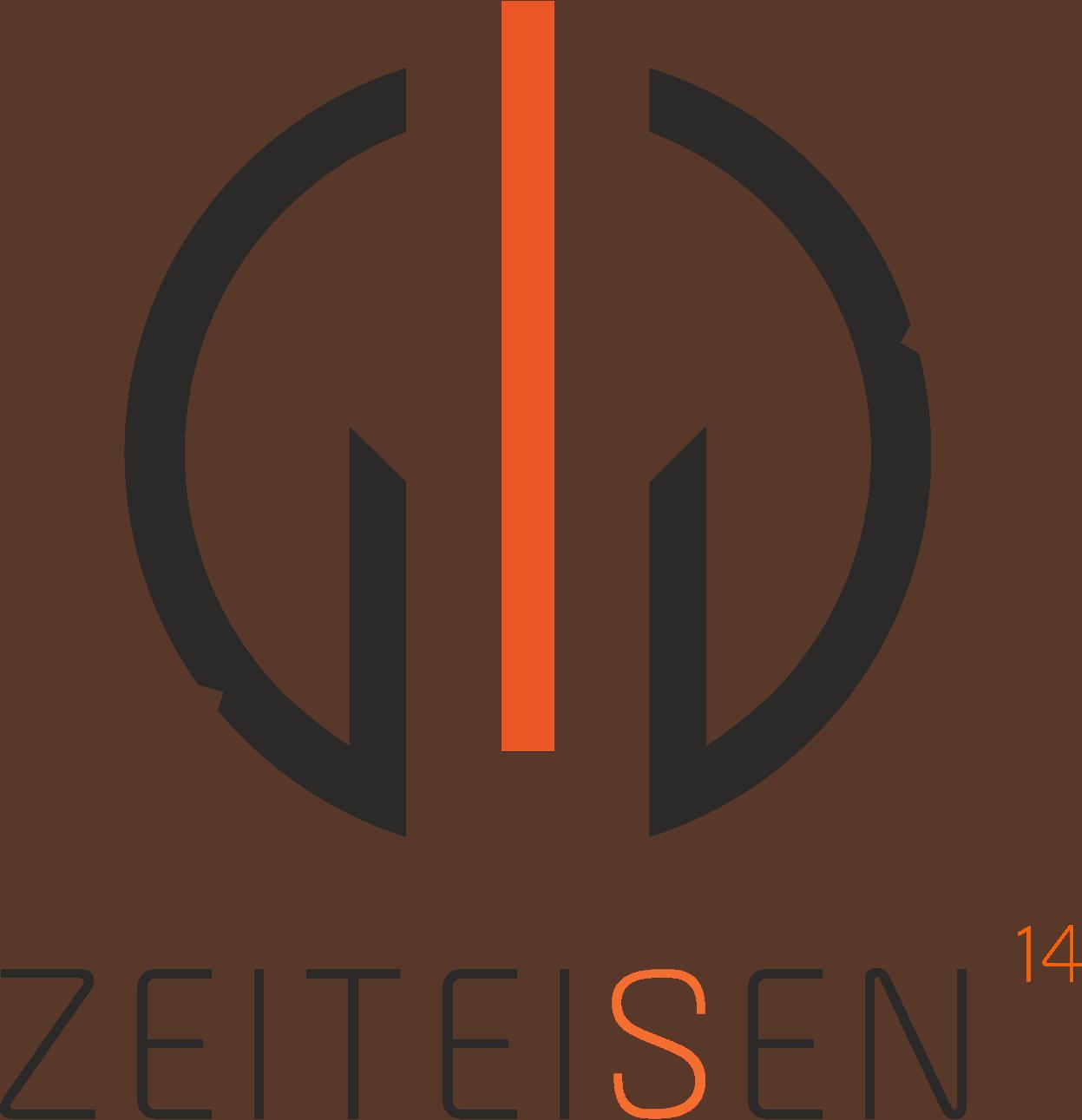 Zeiteisen14 Logo mit Schriftzug Zeiteisen14